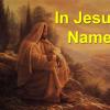 """In Jesus Name"" - Public Sermon on Sunday Dec. 1, 2019 at 9:00 am CT"
