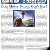 Does Money Unlock God's Ear?