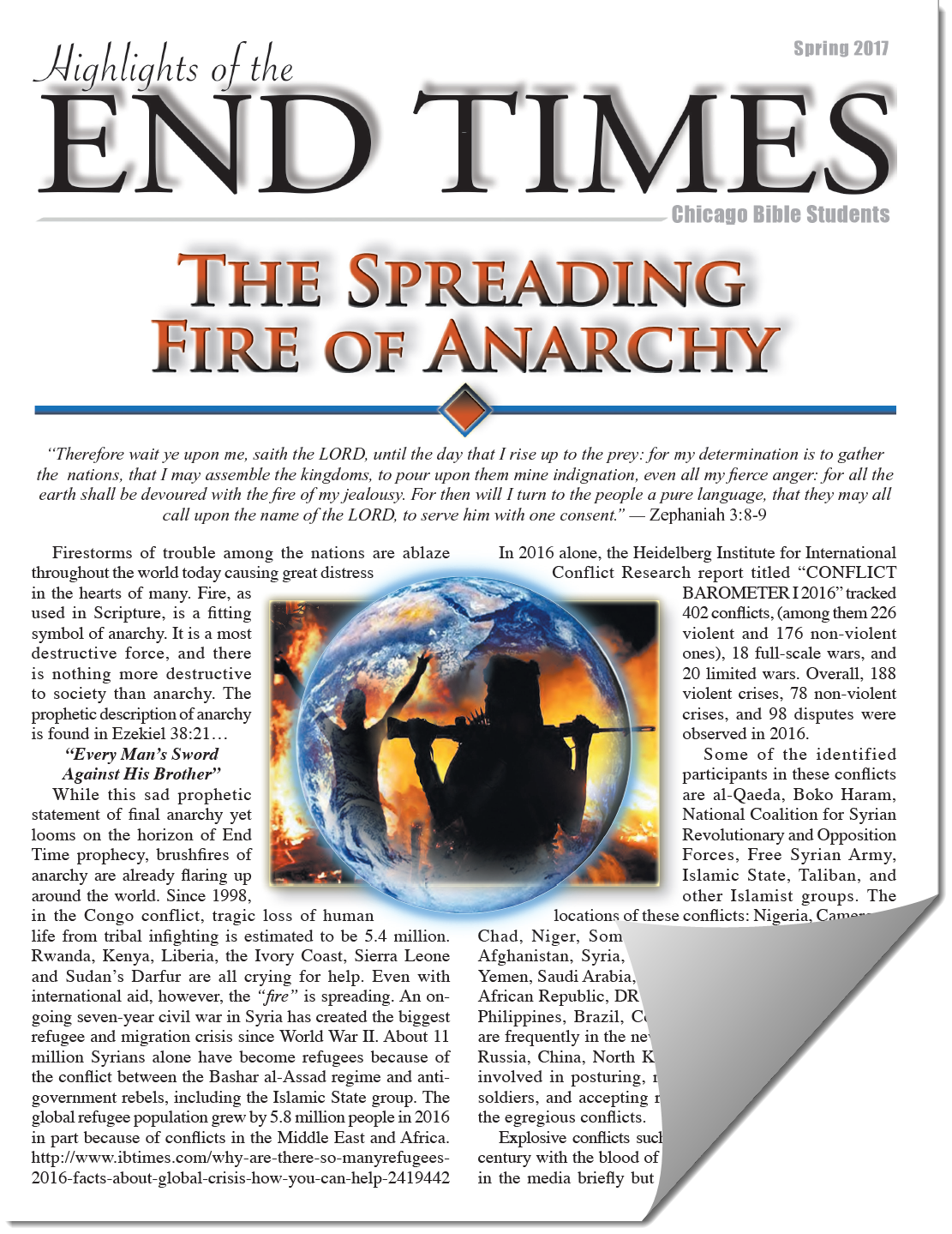 The spreading fire of anarchy chicago bible students newsletter the spreading fire of anarchy biocorpaavc Choice Image