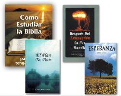 Spanish/Bilingual Booklets